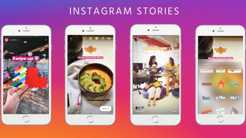 Image of publication: Instagram Stories price DROP